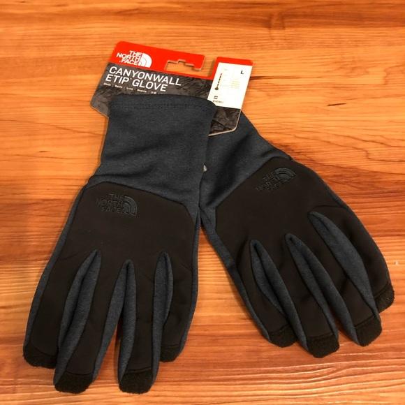 c1c4b2127 NWT The North Face Canyonwall ETip Glove NWT